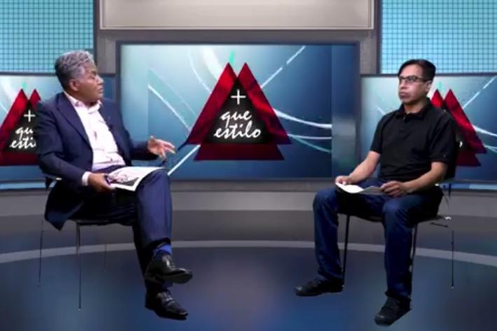 Entrevista a IndiosIndios en el programa «Más que estilo»